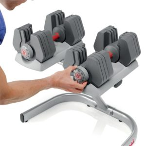 universal-powerpak-adjustable-dumbbells-with-stand-review